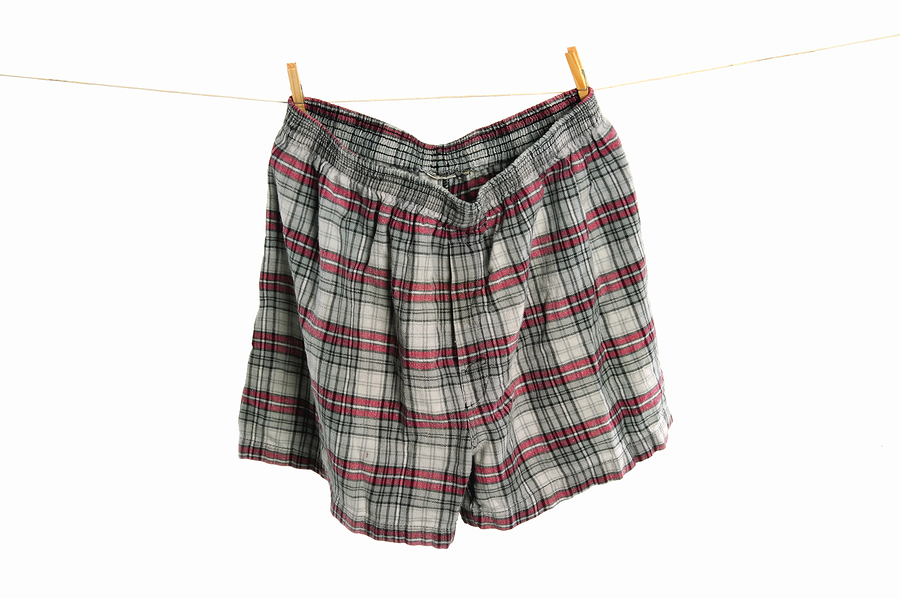 Wear that old pair of lucky boxers (you know you've got one).