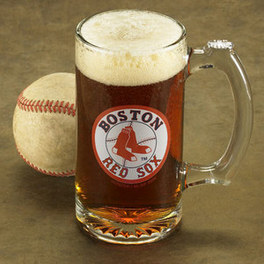 Engraved MLB Baseball Team Mug