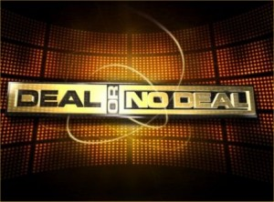Deal or No Deal NYC Newlywed Auditions