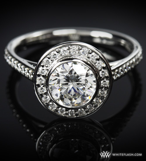 Diamond Engagement Ring Design Trends GroomsAdvicecom