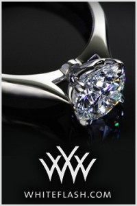 Engagement rings at Whiteflash.com