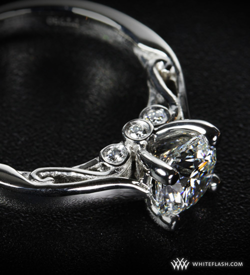 engagement ring designs. Santorini Engagement Ring by