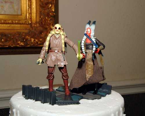 prequeljediweddingcake