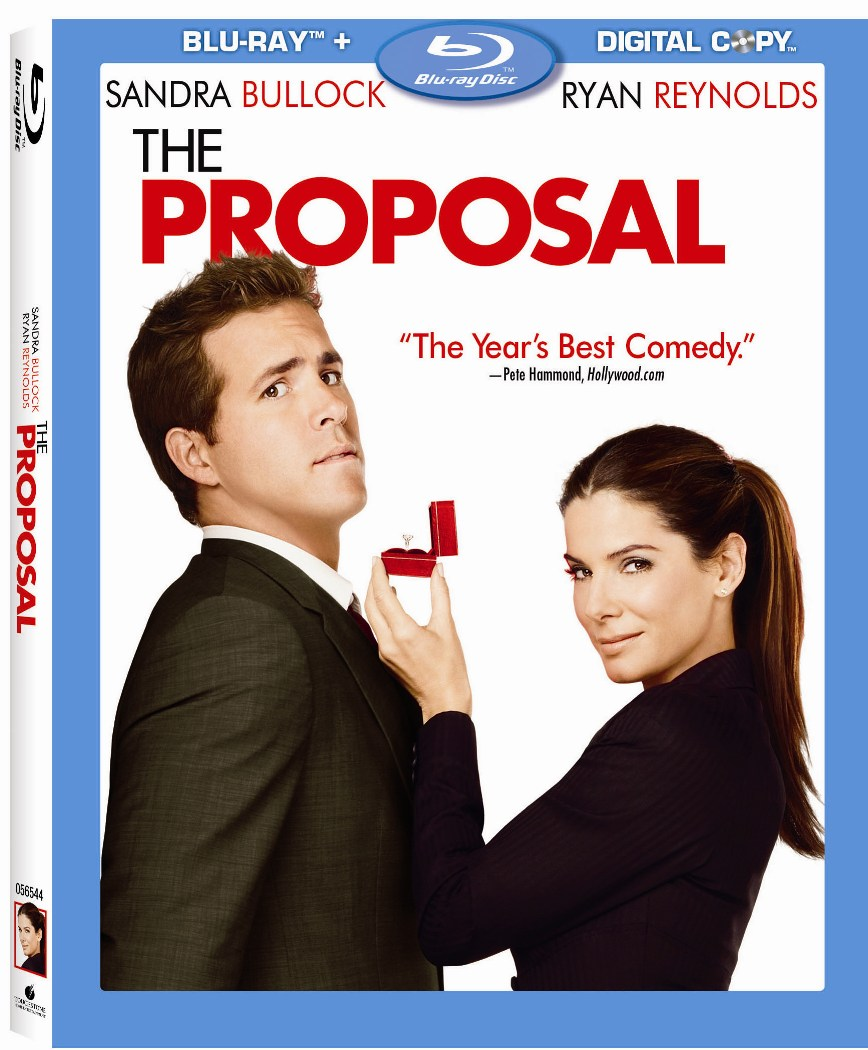 'The Proposal' now available on DVD and Blu-ray Disc