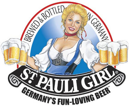No hottest mascot list would be complete without a Pauli Girl
