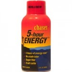Simon recommends that the groom keep some 5 Hour Energy on hand for the wedding day.