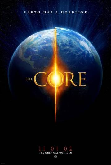 Who could forget the greatness that was 'The Core' - see where it ranks on the list of top disaster movies.