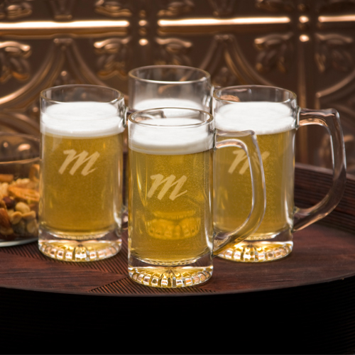 Click to buy Personalized Tavern Mug Set