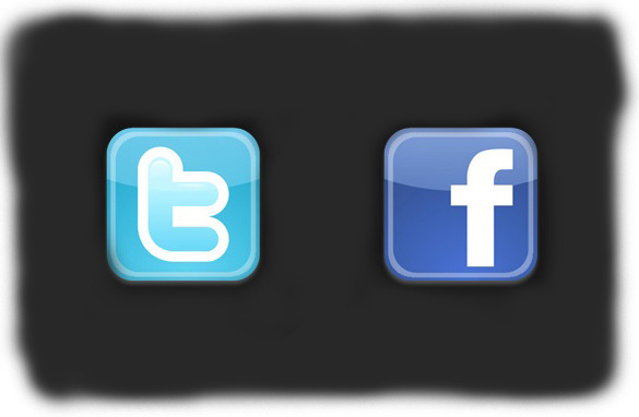 Using social media services like Facebook & Twitter can help make your wedding planning a breeze.