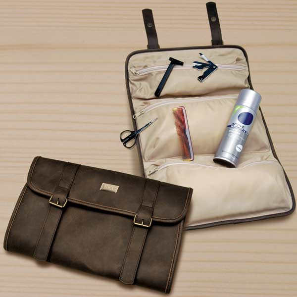 Personalized Men's Grooming Kit