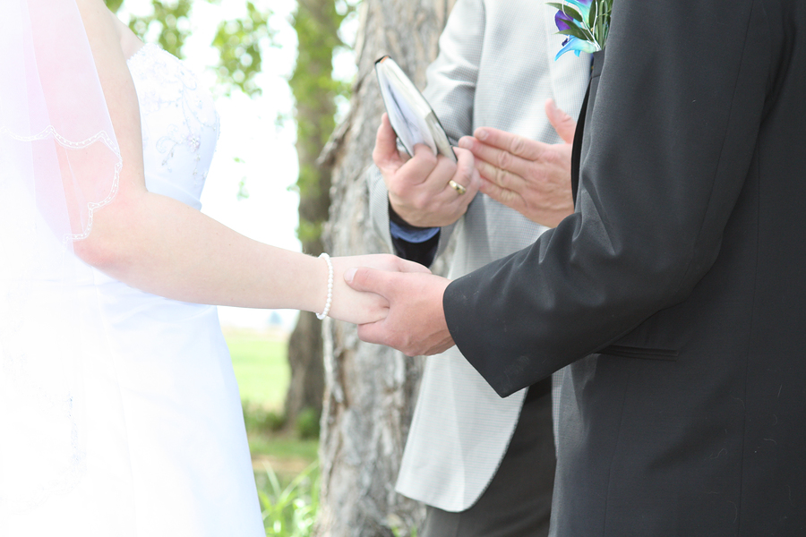 bigstockphoto_wedding_vows_6475655