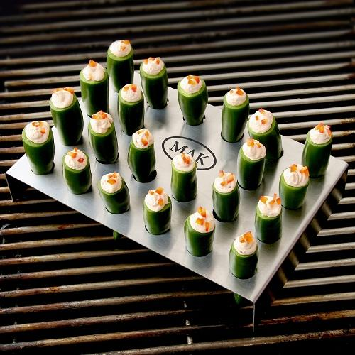 personalized mini jalapeno grill
