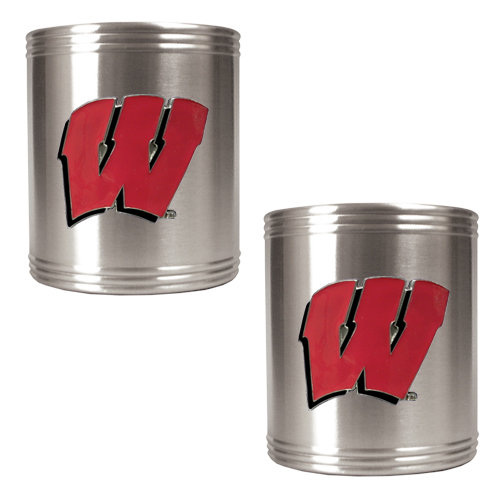 Badgers Koozie Set