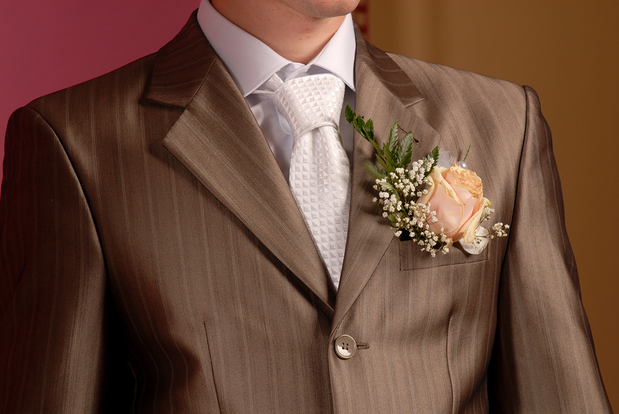 The groom's growing involvement in wedding planning is a 2010 wedding trend.
