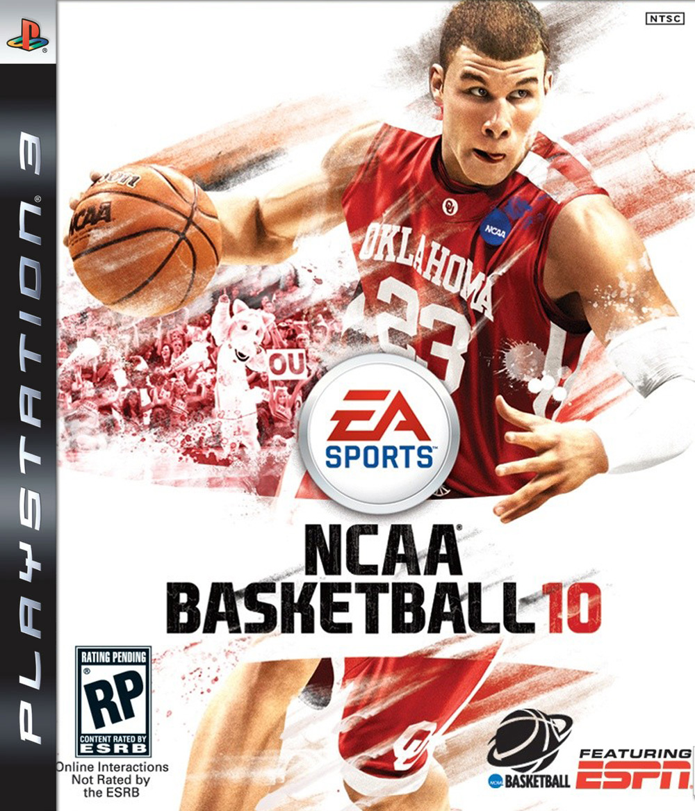 NCAA Basketball 10 for PS3
