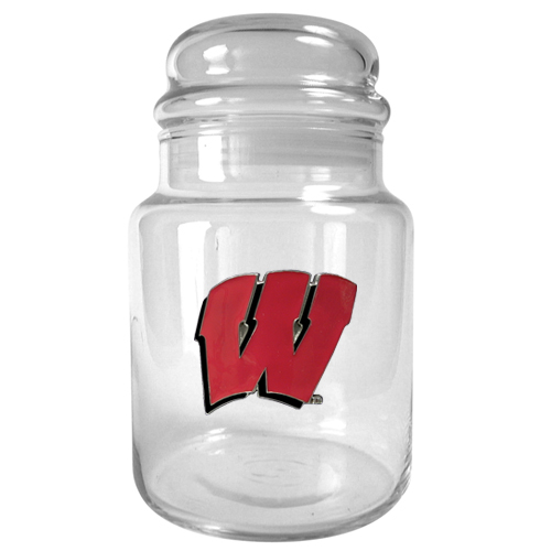 Badgers Candy/Cookie Jar