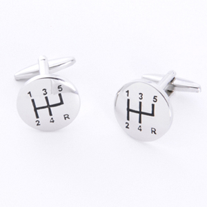 Stick Shift Cufflinks