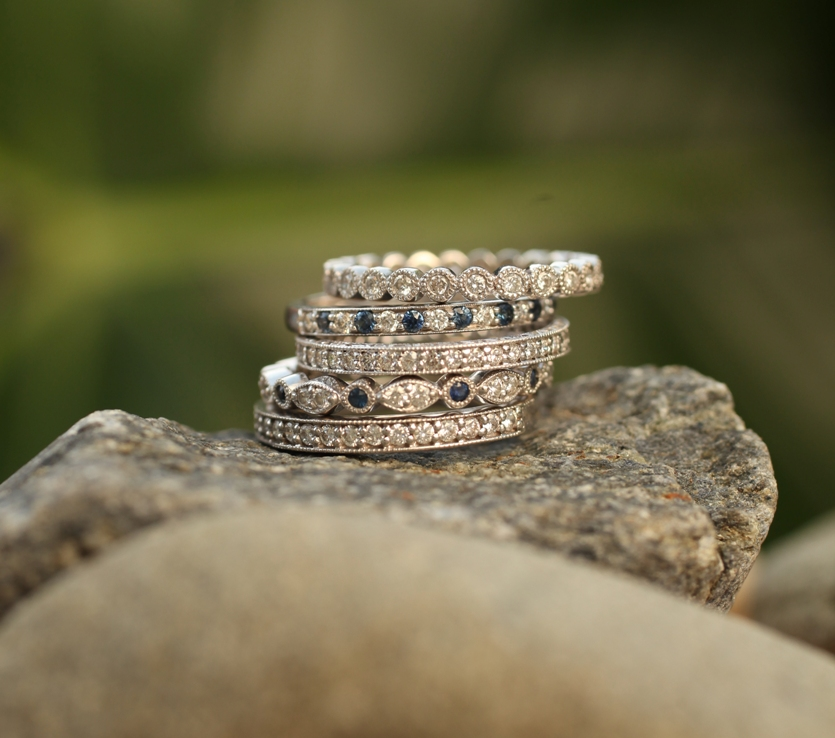 Brilliant Earth Bride Gift Rings