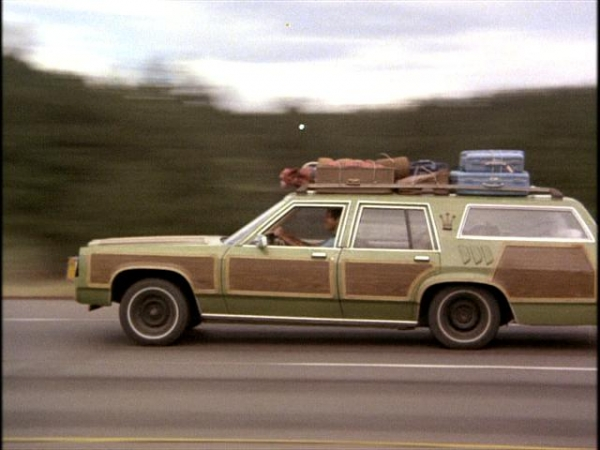 The Griswold's Woody (1979 Ford Country Squire LTD)