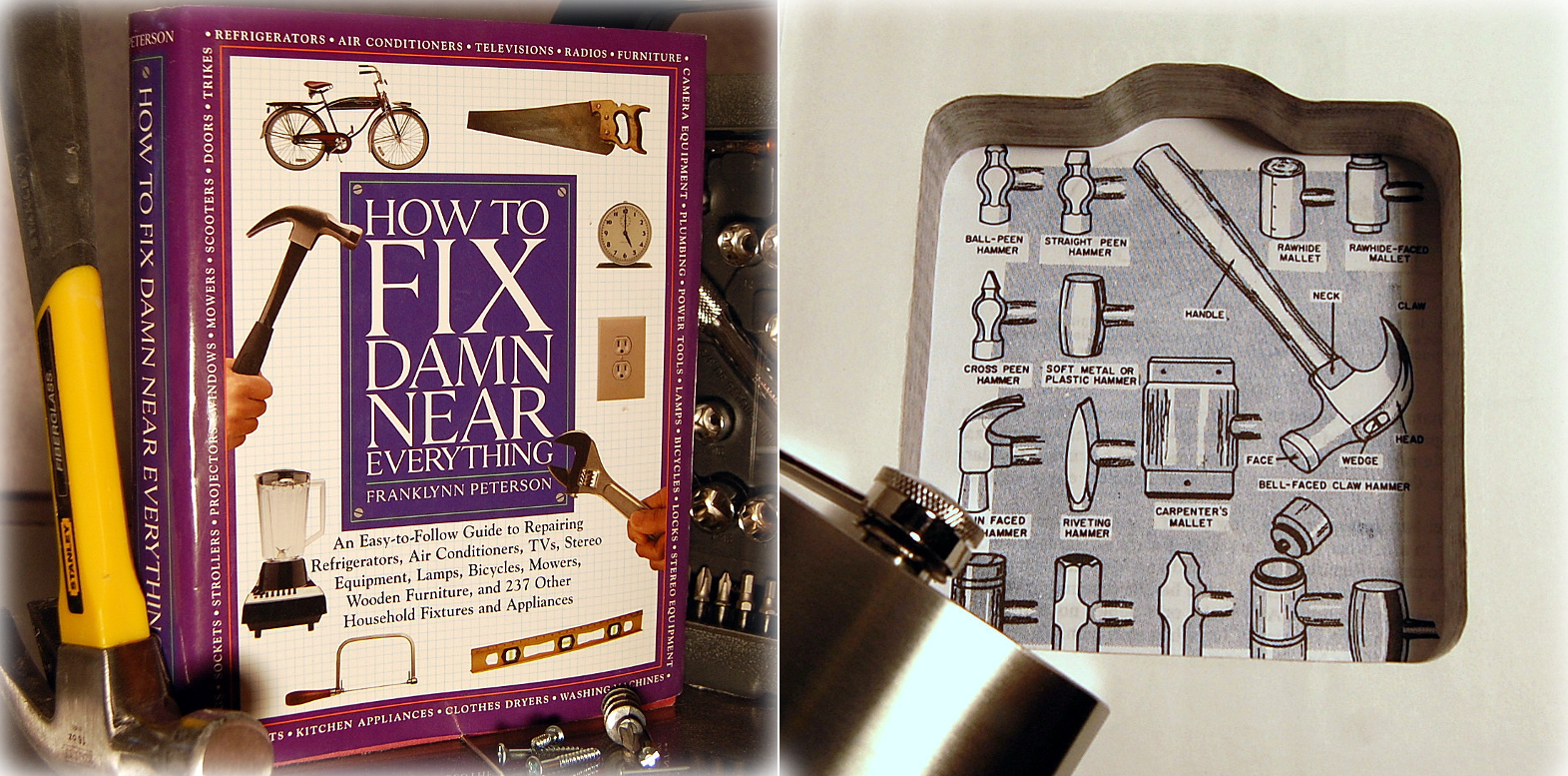 SecretSafeBooks2How to Fix Damn Near Everything