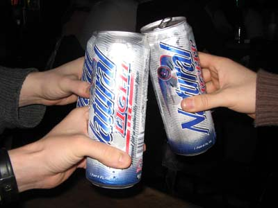 Don't get nattyfied without having some Last Round on hand.