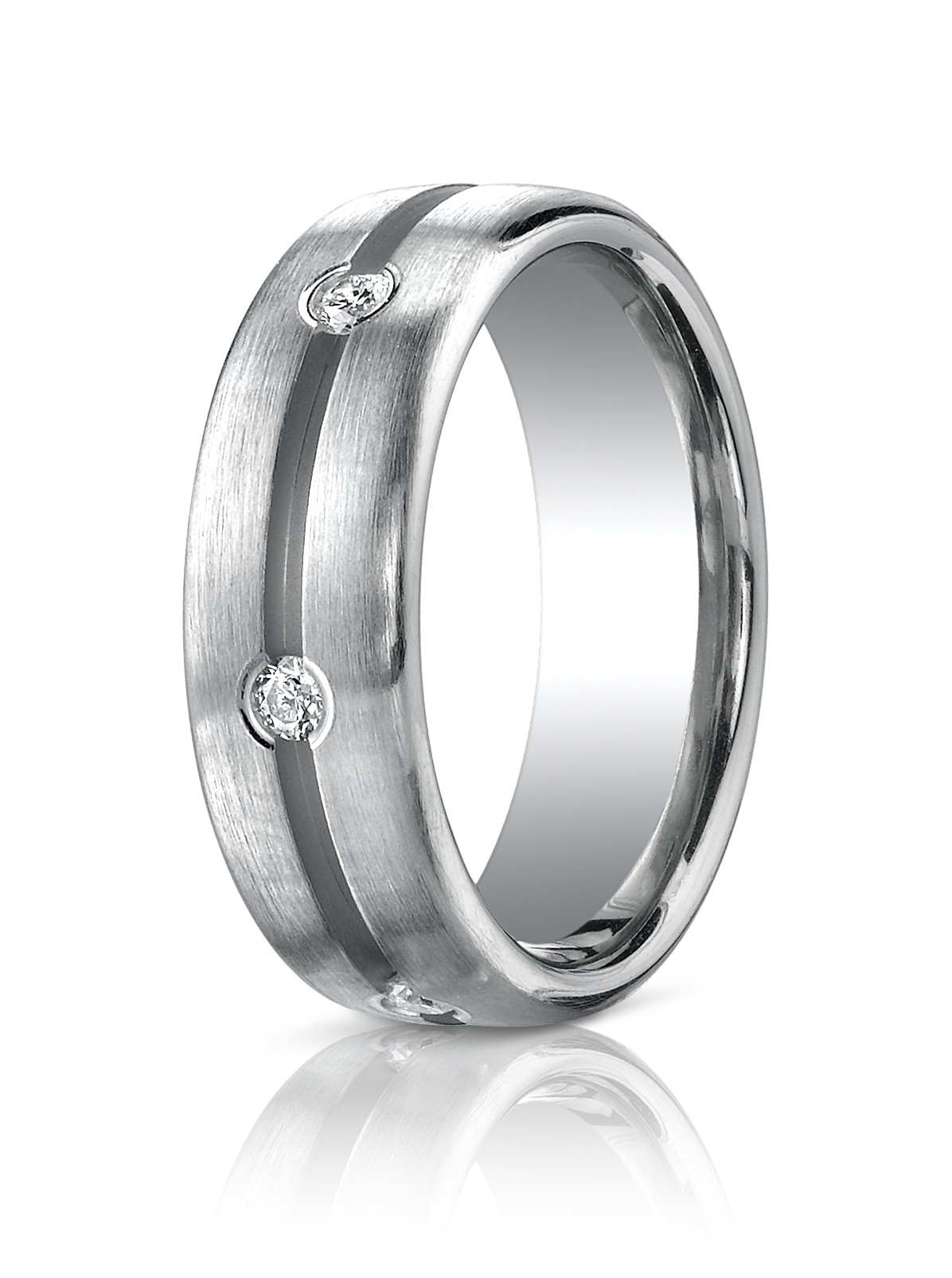 Man's Metal: Benefits of Wedding Band Durability