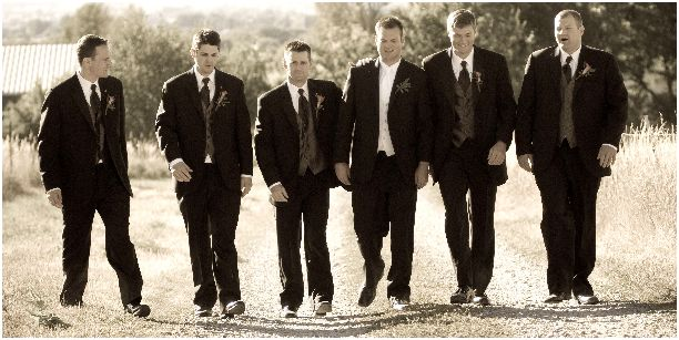 countrygroomsmen By Susan Alexander Shapiro from BravoBridecom