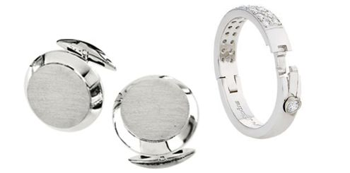 Platinum anniversary gifts for men