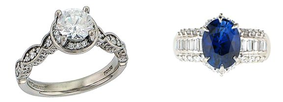 engagement rings 2011 styling