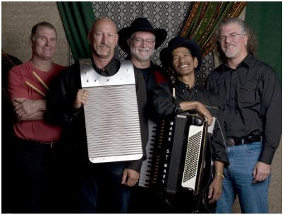 zydeco wedding band