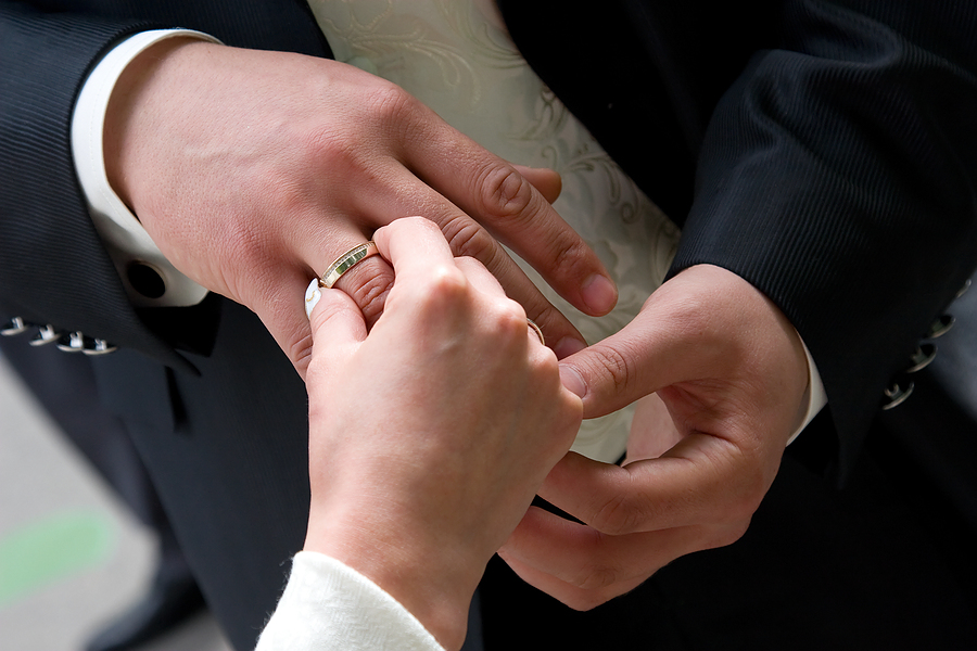 Men Find A Wedding Band That Matches Your Character