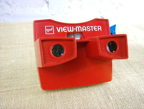 viewmaster wedding invitations