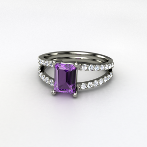 Custom Designed Engagement Ring from Gemvara