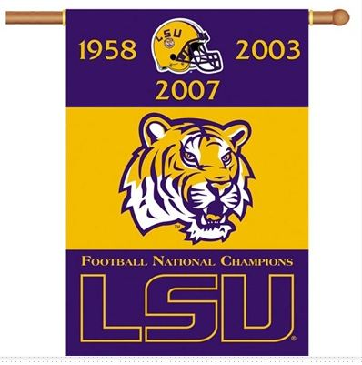 LSU National Champions Banner