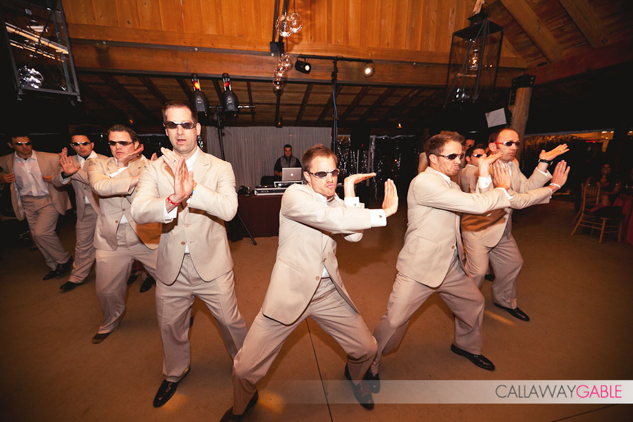 stephen stagliano groomsmen wedding dance