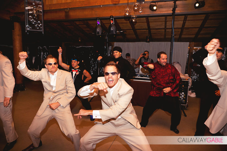 stagliano pappas groomsmen wedding dance