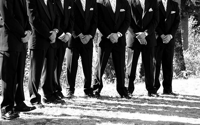 2013 groom wedding trends