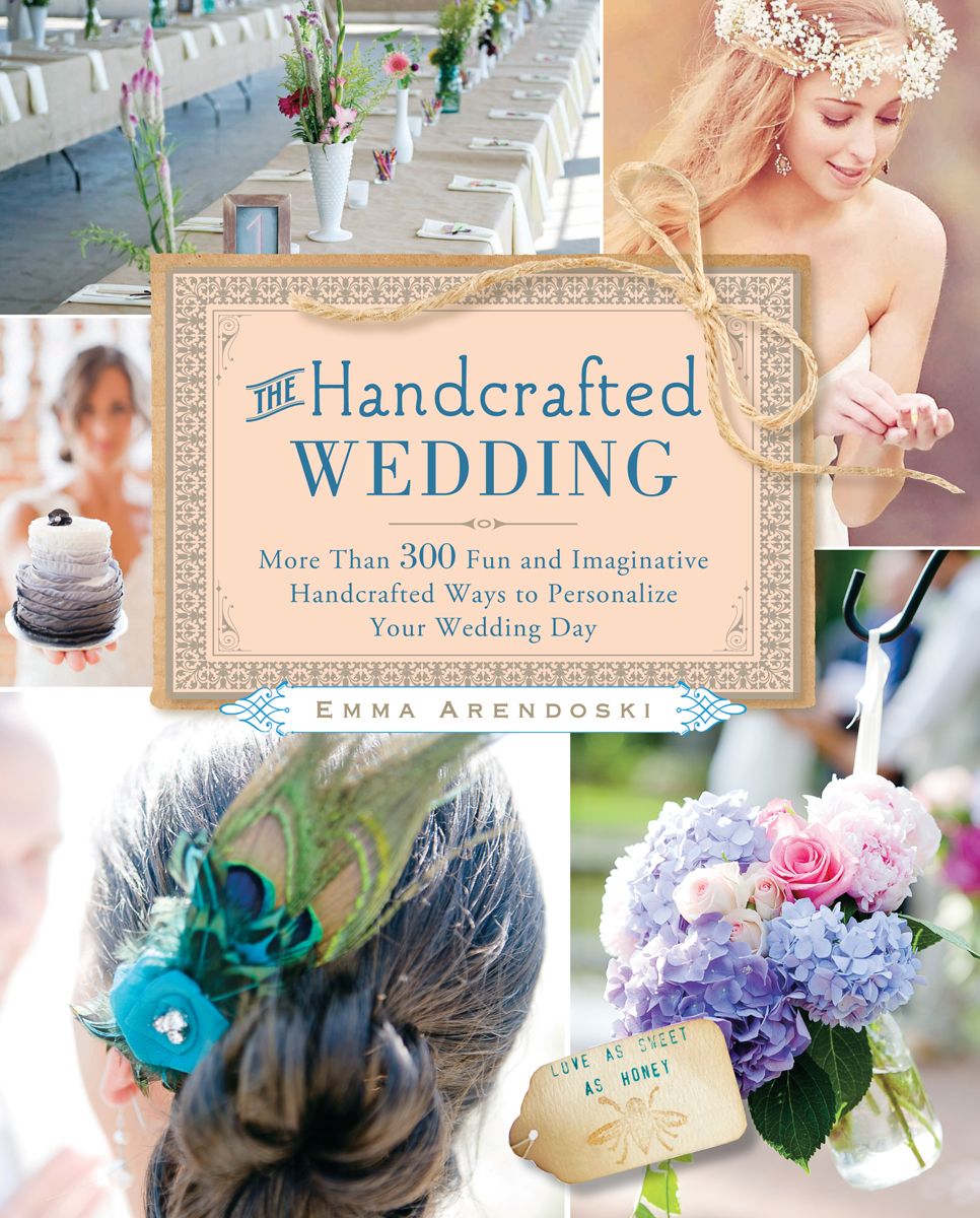 handcrafted wedding emma ardendoski