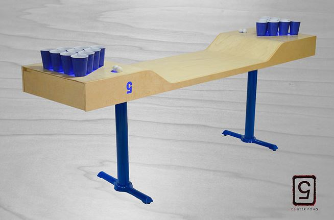 c5 beer pong tables