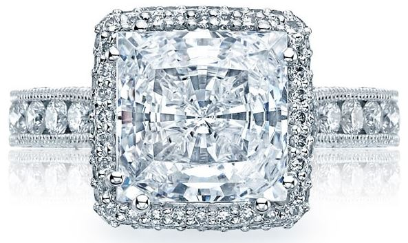 2013 tacori engagement ring