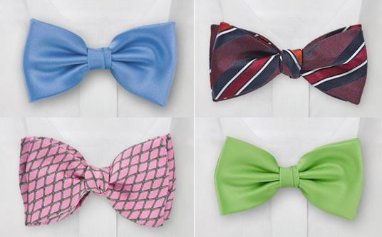 bowtie collection wedding