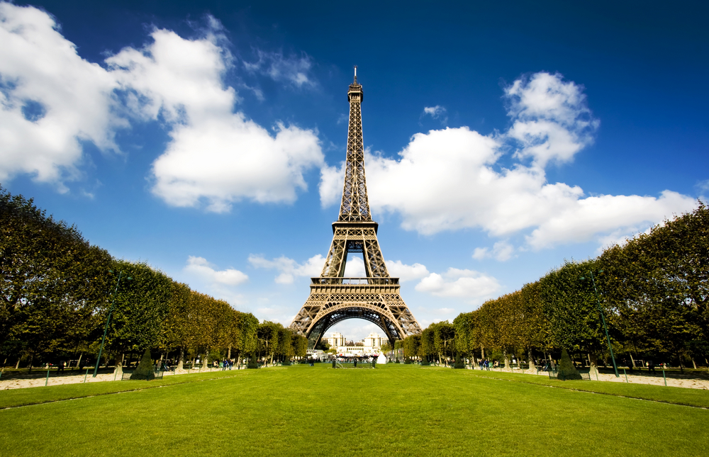 Top 10 Most Romantic Honeymoon Cities paris