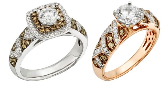 engagement rings by phyliss bergman