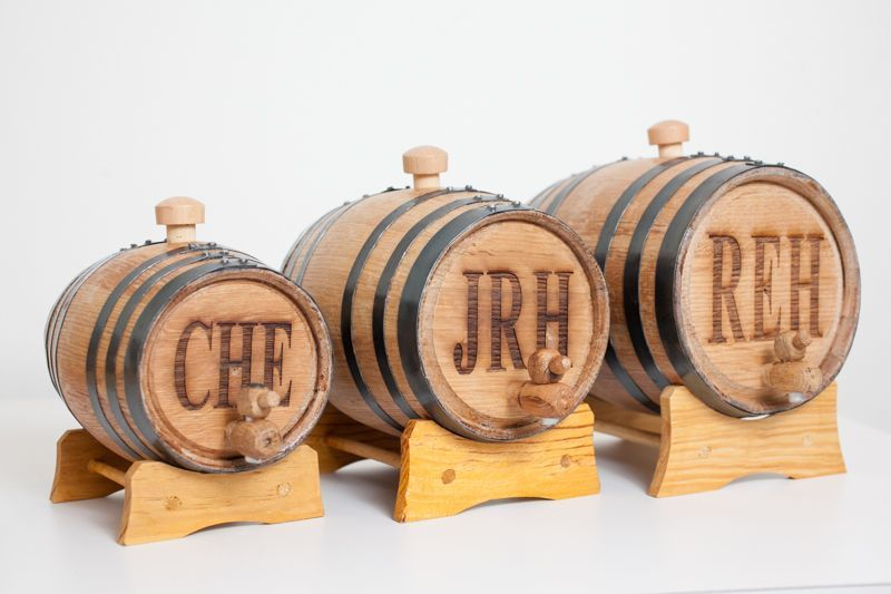 bourbon barrels for your home