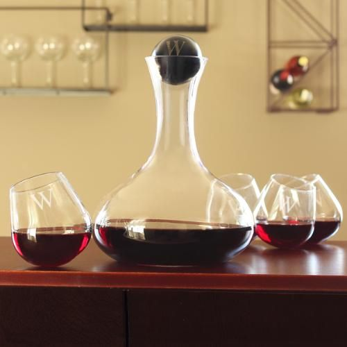 Personalized-Wine-Decanter-Tipsy-Tasters-Set