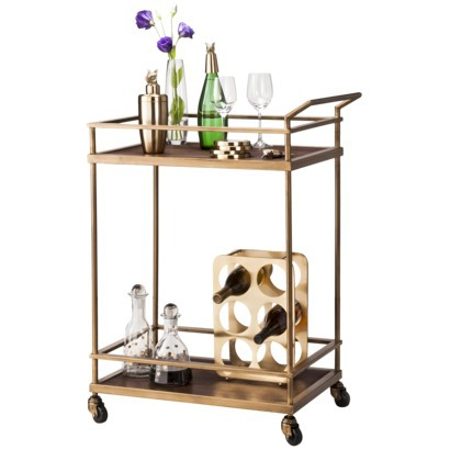 Threshold-Wood-and-Brass-Finish-Bar-Cart