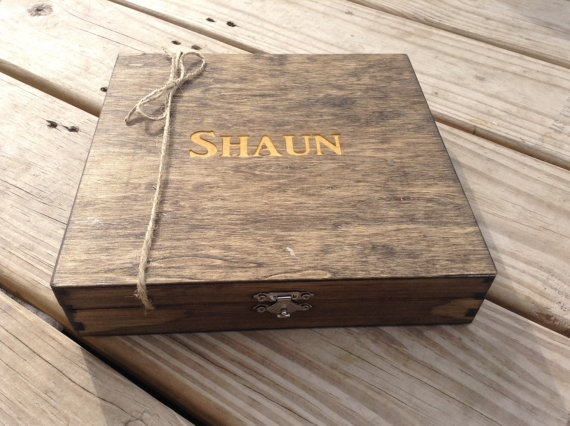 Engraved Cigar Boxes on Etsy