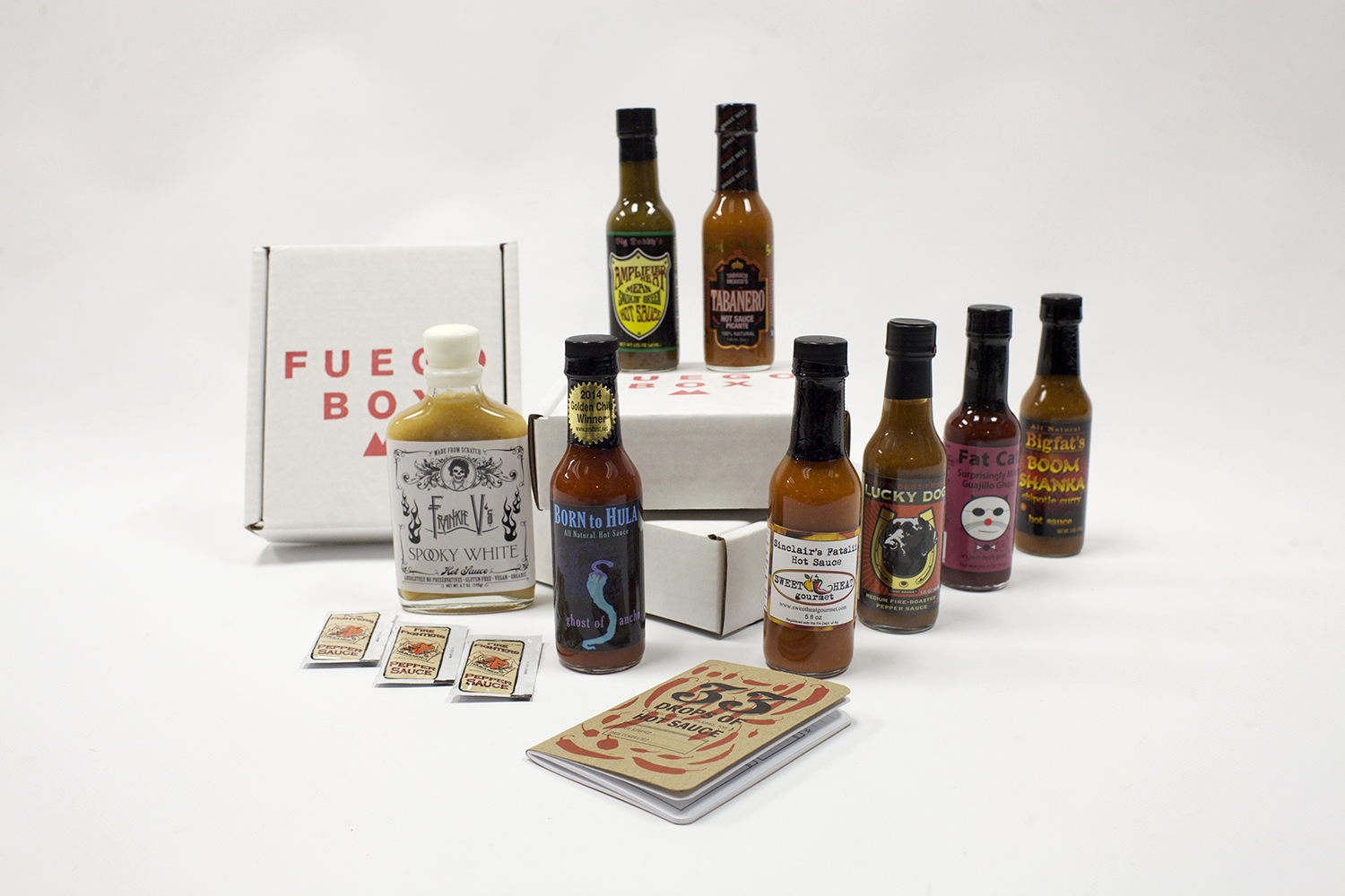 monthly small-batch artisan hot sauce club