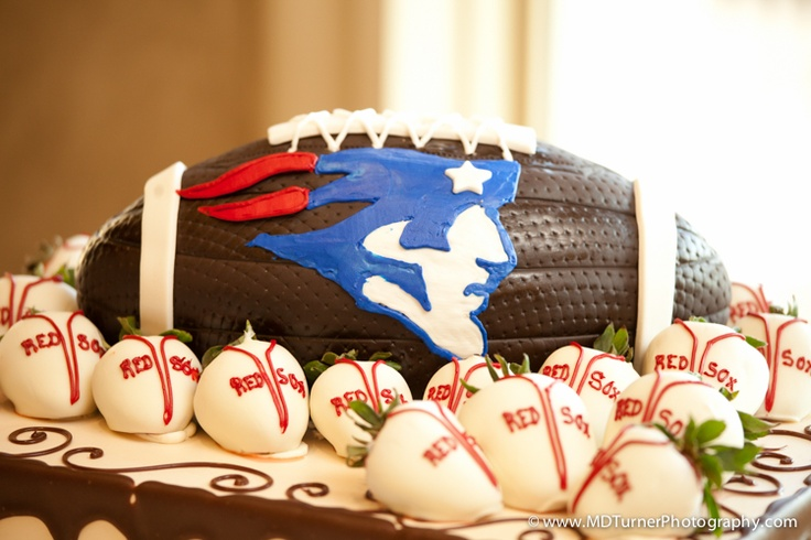 patriots-groom-cake