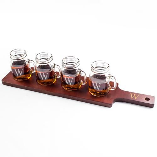 personalized-mini-mason-jar-whiskey-sampler-set